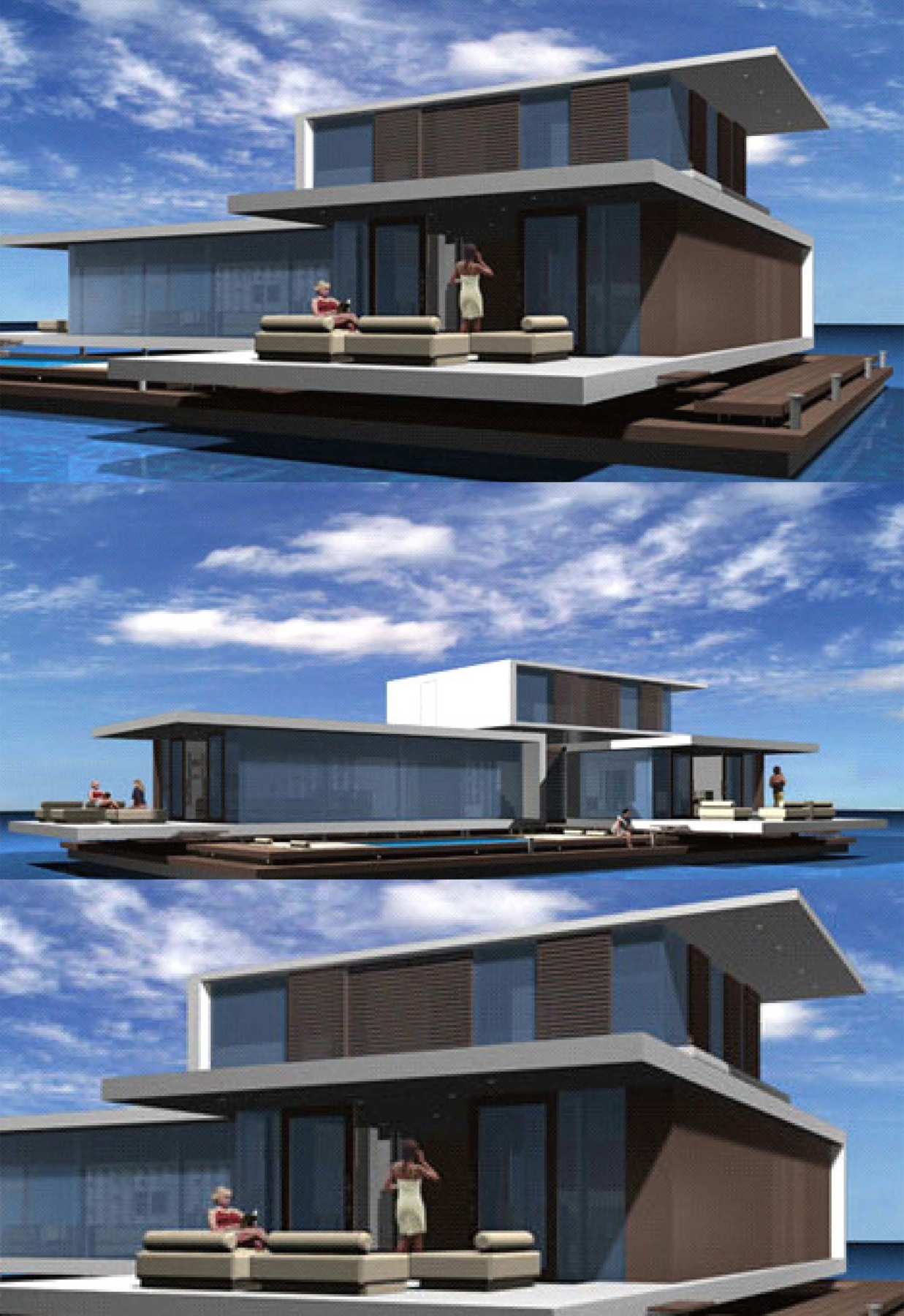 Progetto Brasile – Complesso residenziale di medio/alto livello
