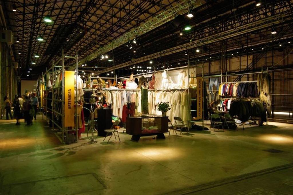 Evento Vintage Selection - Stazione Leopolda - Firenze
